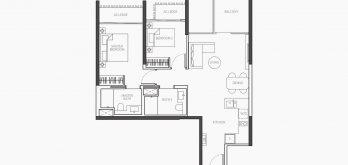 the-atelier-floor-plan-2-bedroom-type-b2-singapore