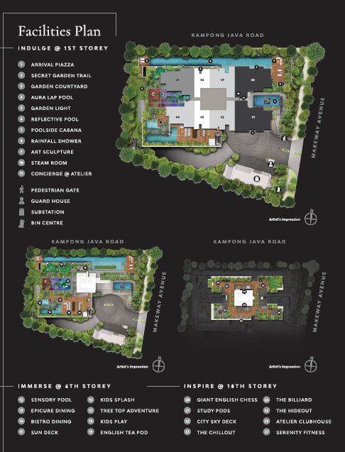 the-atelier-site-plan-singapore
